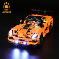 レゴ 42093 シボレー コルベット ZR1 互換 LEDライトキット バッテリーボックス付き ライトアップセット