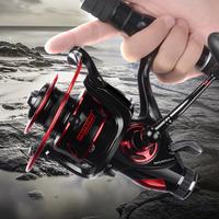 KastKing ベイトリール Sharky baitfeeder III 4000 シャーキー 軽量 高耐久 最大ドラッグ12KG 川 渓流 湖 カストキング 釣り 黒+赤 高品質 激安 人気