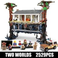 レゴ互換 ストレンジャー・シングス 裏側の世界 75810 ミニフィグ付き The Upside Down LEGO風 ブロックセット 知育玩具