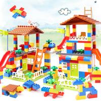 KACUU レゴ互換 知育玩具 ブロックセット ビッグサイズ 建築 女の子 男の子 89ピース