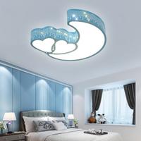 LEDシーリングライト プリンセステイスト 子供部屋 キッズルーム かわいい 青 ピンク 白 選べる3色
