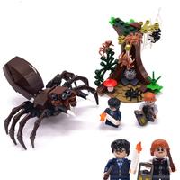 レゴ互換 ハリーポッター アラゴグの棲み処 75950 互換品 ハリー・ポッター ミニフィグ 蜘蛛 ブロックセット LEGO風