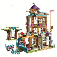 レゴ互換 フレンズのさくせんハウス 41340 ブロックセット フレンズ LEGO風 お子様へのプレゼントにも★