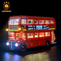 レゴ 10258 ロンドンバス 互換 LEDライトキット バッテリーボックス ライトアップ セット