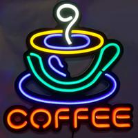 【ネオンライト】 店舗用 『COFFEE』 カフェ ネオンサイン 喫茶店 【レストランにも】