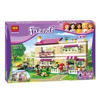 レゴ互換 レゴフレンズ ラブリーハウス 3315 互換 ブロックセット LEGO風 知育玩具 お子様へのプレゼントにも★