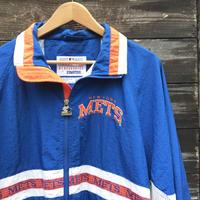 STARTER MLB NEW YORK METS/スターター ニューヨークメッツ ウィンドブレーカージャケット 90年代 (USED)