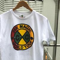 BRUNO MARSxCROSS COLOURS/ブルーノマーズxクロスカラーズ ツアーTシャツ (NEW)
