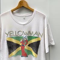 YELLOWMAN/イエローマン ツアーTシャツ 80年代 (USED)