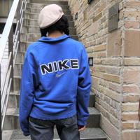 NIKE/ナイキ ビッグロゴハーフジップスウェット 90年代 (USED)