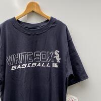 MAJESTIC MLB WHITE SOX/マジェスティック ホワイトソックス Tシャツ 90年代 (DEADSTOCK)