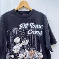 STUSSYxPOUND/ステューシーxパウンド Tシャツ 2000年代 (USED)