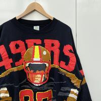 NFL 49ers/サンフランシスコ49ers スウェット 89年 (USED)