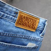 MARITHE&FRANCIS GIRBAUD/マリセアンドフランソワーズジルボー デニムショートパンツ 90年代 (USED)