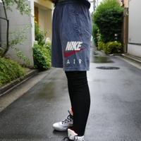 NIKE/ナイキ 天竺ロゴショーツ 90年代 銀タグ  (USED)
