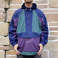 NIKE/ナイキ ナイロンプルオーバーフードジャケット 90年代 (USED)