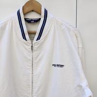 POLOSPORT/ポロスポーツ コットンスタジャン 90年代 (USED)