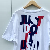 NIKE/ナイキ ロゴ Tシャツ 96年 Made In USA (USED)
