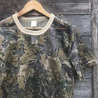 REAL TREE CAMO/リアルツリーカモ メッシュTシャツ 90年代 (USED)