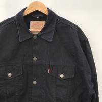 Levi's/リーバイス 70503ブラック Gジャン 90年代 Made In USA (USED)