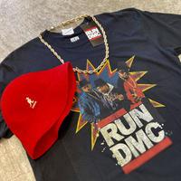 RUN DMC/ランディーエムシー Tシャツ 2018年 Made In UK (NEW)