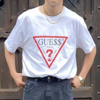GUESSxASAP ROCKEY/ゲスxエイサップロッキー コラボロゴプリント Tシャツ (NEW)