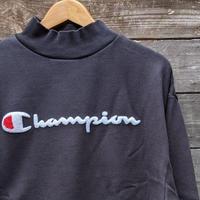 Champion/チャンピオン モックネック裏毛スウェット (NEW)