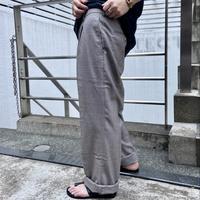 MACKINTOSH/マッキントッシュ タック入りトラウザー 2000年代 (USED)