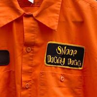 SNOOP DOGGY DOGG/スヌープドギードッグ ワークシャツ 90年代 (USED)