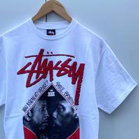 STUSSY/ステューシー マンハッタンレコード30周年記念Tシャツ 00年代 (DEADSTOCK)
