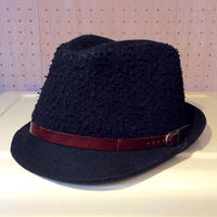 GREVI WOOL HAT Made In ITALY (NEW)