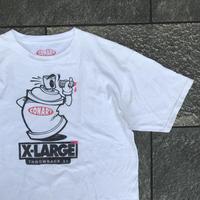 CONART x X-LARGE/コナートxエックスラージ コラボTシャツ00年代 (USED)