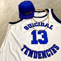 SUCIDAL TENDENCIES/スーサイダルテンデンシーズ タンクトップ 90年代 Made In USA (USED)