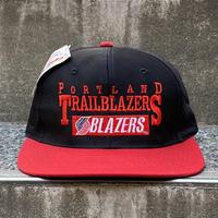NBA TRAIL BRAZERS/ポートランドトレイルブレイザーズ キャップ 90年代 (DEADSTOCK)
