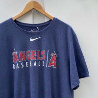 NIKE MLB ANGELS/ナイキ ロサンゼルスエンゼルス Tシャツ 2010年代 (USED)