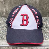 MLB BOSTON RED SOX/ボストンレッドソックス キャップ 2000年代 (USED)