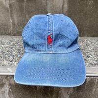 Polo Ralph Lauren/ポロラルフローレン キャップ 90年代 (USED)