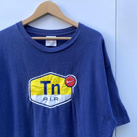 NIKE/ナイキ TUNED AIRロゴTシャツ 90年代 (USED)