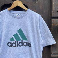 ADIDAS/アディダス ロゴプリントTシャツ 90年代 (DEADSTOCK)