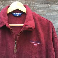 POLOSPORT/ポロスポーツ フリーススウィングトップジャケット 90年代 Made In USA (USED)