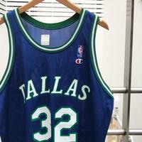 Champion/チャンピオン バスケットタンクトップ 32DALLAS 90年代  Made In USA (USED)