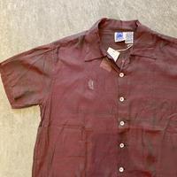 KuーUSA/空 オープンカラーシャツ 2000年前後 (DEADSTOCK)