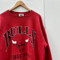 CHICAGO BULLS/ シカゴブルズ スウェット 90年代 Made In USA (USED)