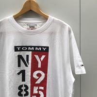 TOMMY JEANS /トミージーンズ ロゴTシャツ 2020年SS (NEW)