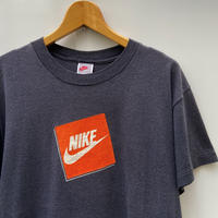 NIKE/ナイキ JUST DO IT柄 Tシャツ 90年前後 Made In USA (USED)