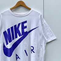 NIKE/ナイキ ビッグロゴ 両面プリント Tシャツ 90年代 銀タグ Made In USA (USED)