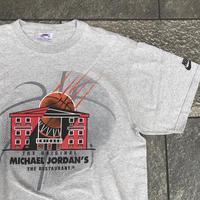 NIKE/ナイキ マイケルジョーダンレストランTシャツ 90年代 (USED)
