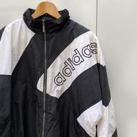 adidas/アディダス ビッグロゴ中綿ジャケット 90年代 (USED)