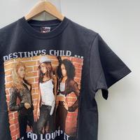 DESTINY'S CHILD/デスティニーズチャイルド ワールドツアーTシャツ 2005年 (USED)