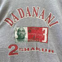 2PAC SHAKUR/トゥーパックシャクール プリントTシャツ 90年代 Made In USA (USED)